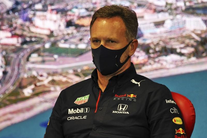 Red-Bull-Teamchef Christian Horner