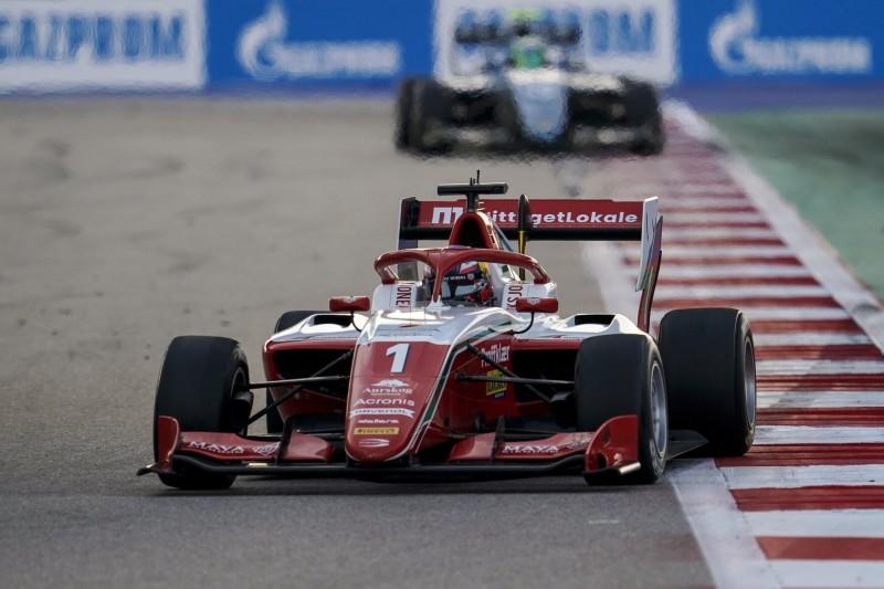 Prema hat 2021 das dritte Jahr in Folge den Formel3-Meister gestellt.