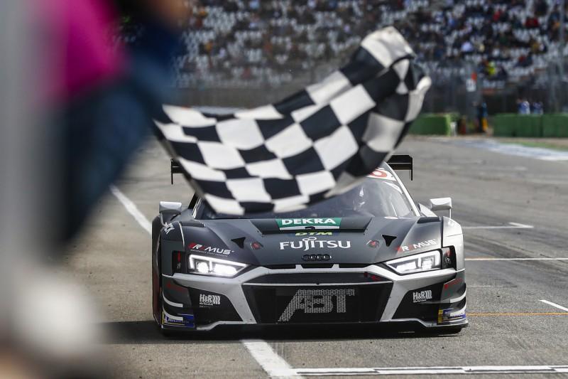 Kelvin van der Linde gewinnt das DTM-Rennen auf dem Hockenheimring 2021