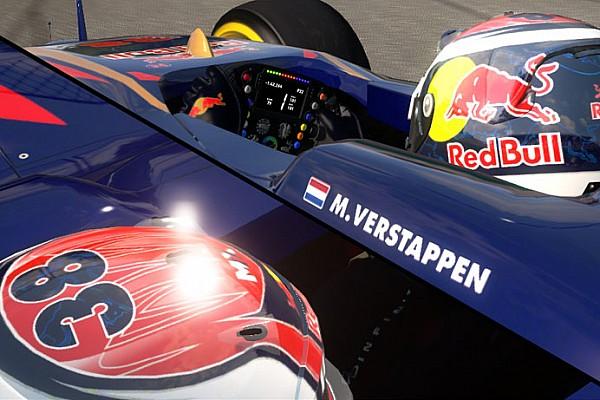 Max Verstappen Mod 01