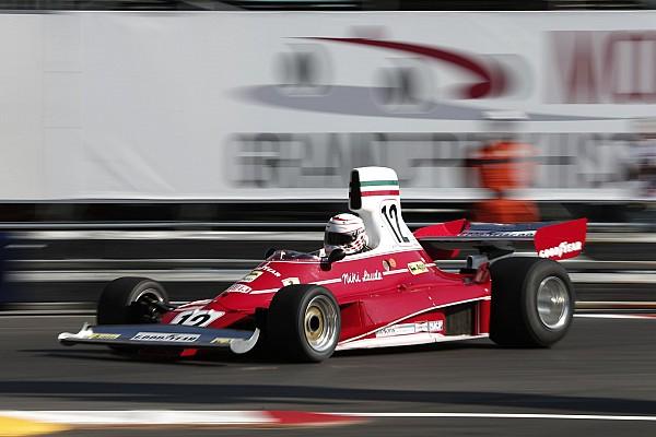 G12 CASOLI Giancarlo, ITA, FERRARI, 312T, 1975, Action during the 2016 Historic Grand Prix of Monaco on May 13 to 15,  in Monaco - Photo Alexandre Guillaumot / DPPI