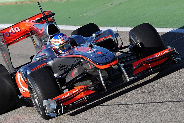 F1 / VALENCIA TESTS 2010