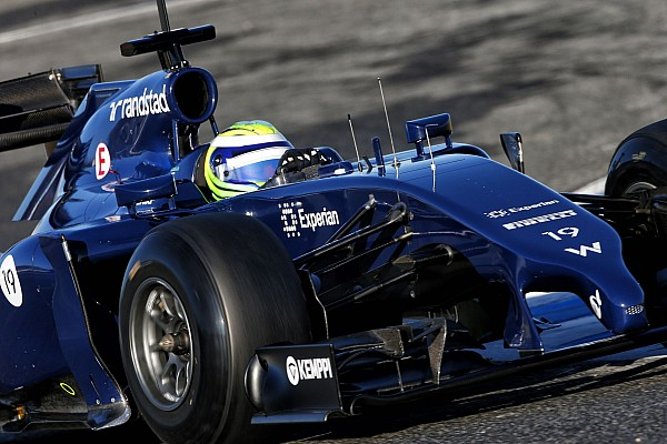F1 - JEREZ F1 TESTS 2014