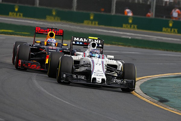 BOTTAS Valtteri (fin) Williams f1 Mercedes FW38 action during 2016 Formula 1 championship at Melbourne, Australia Grand Prix, from March 18 To 20 - Photo Florent Gooden / DPPI