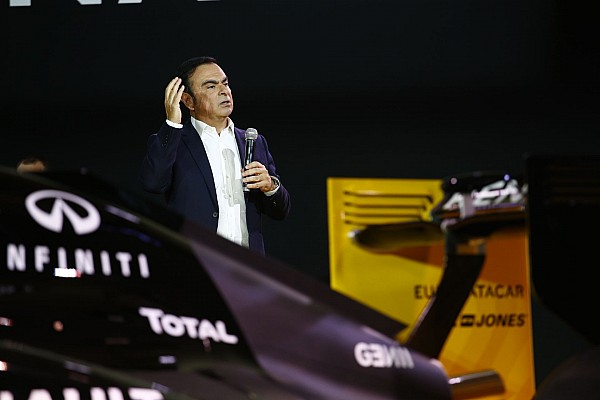 F1 - RENAULT SPORT F1 LAUNCH  - 2016