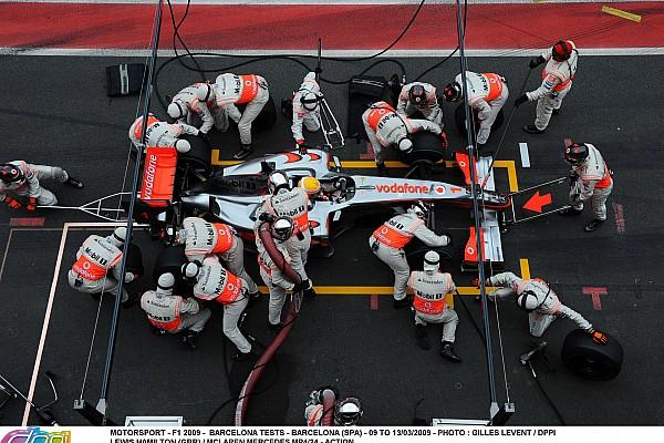 MOTORSPORT/F1 BARCELONA TESTS 2009
