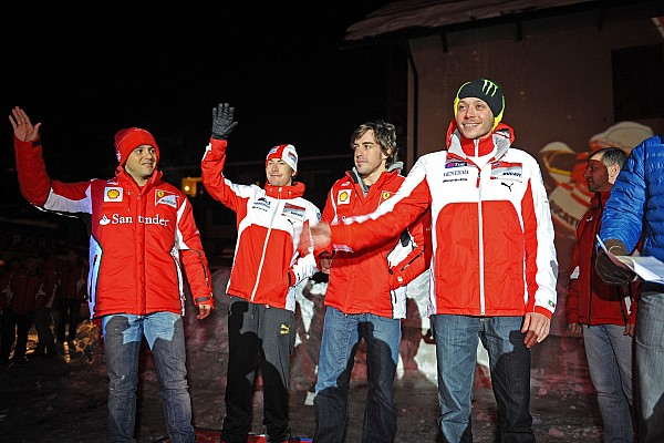 F1 - WROOOM MADONNA DI CAMPIGLIO 2012