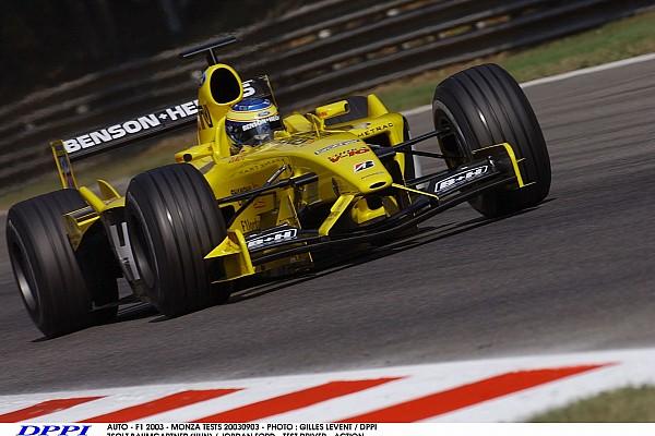 AUTO - F1 2003 MONZA TESTS