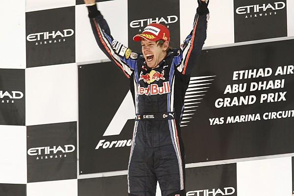 F1 - ABU DHABI GP 2010