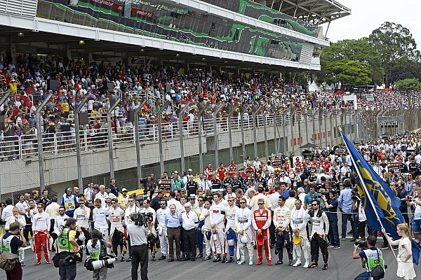 F1 - BRAZIL GRAND PRIX 2015
