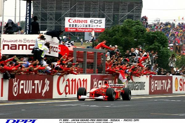 MOTORSPORT / F1 JAPAN 2000