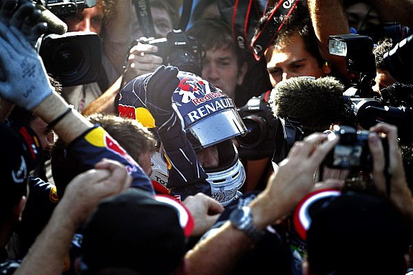 F1 - JAPAN GRAND PRIX 2011