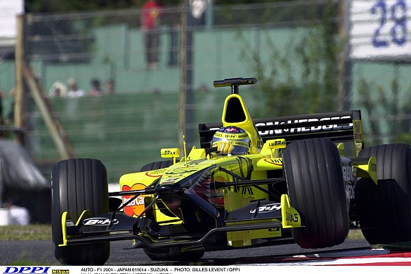 F1 JAPAN 2001