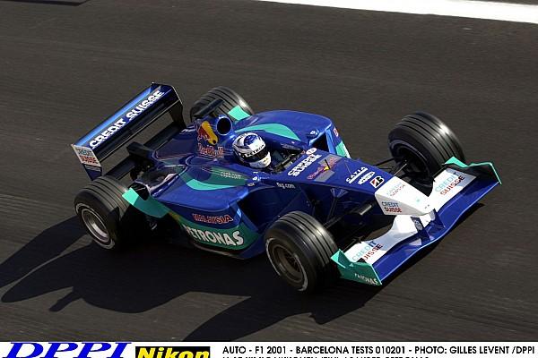 F1 TESTING SESSIONS 2001