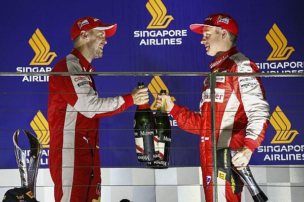 F1 - SINGAPORE GRAND PRIX 2015