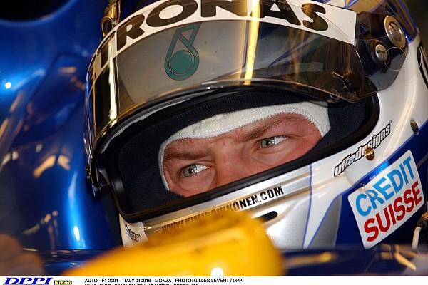 F1 ITALY 2001