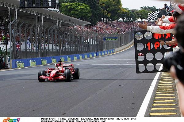 MOTORSPORT/F1 BRAZIL GP