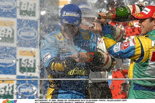 MOTORSPORT/F1 BRAZIL 2006