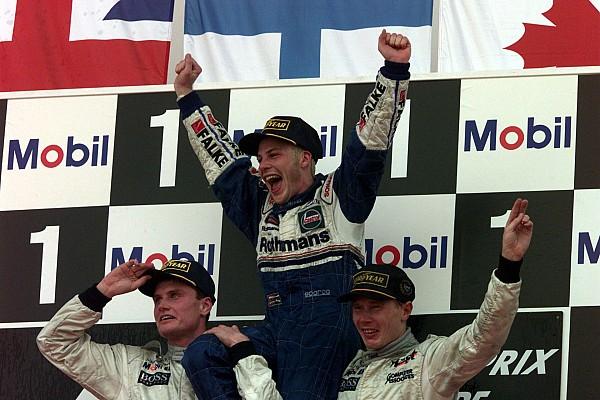 MOTORSPORT / F1 EUROPE 1997