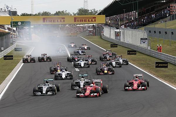 F1 - Hungary Grand Prix 2015