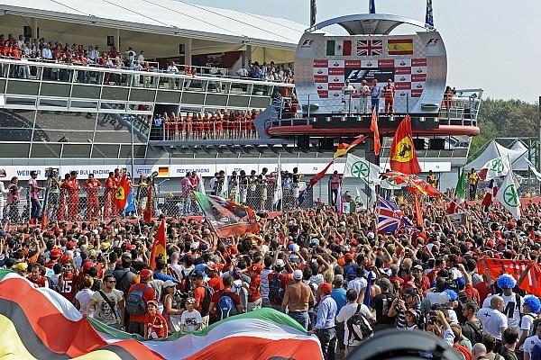F1 -  GRAND PRIX OF ITALIA 2012