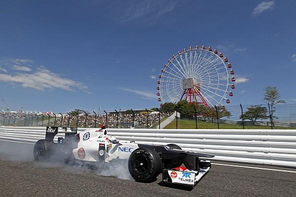 F1 - GRAND PRIX OF JAPAN 2012