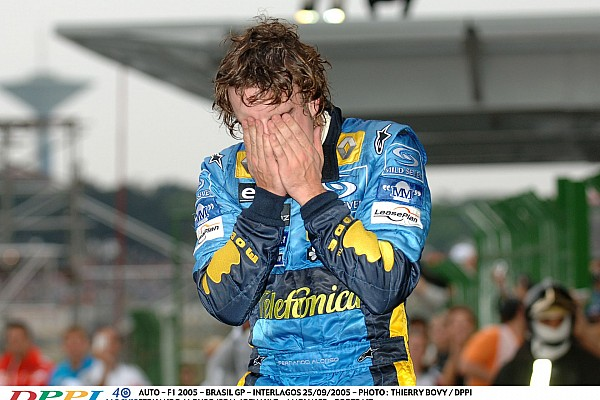 AUTO/F1 BRASIL 2005