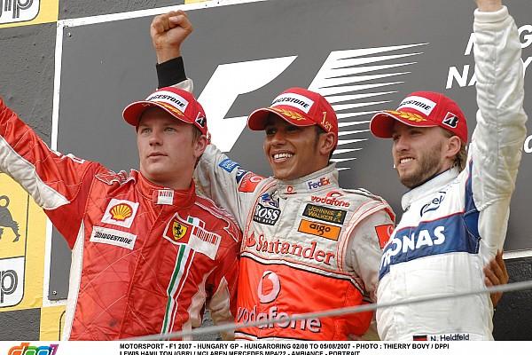 MOTORSPORT/F1 HUNGARY GP