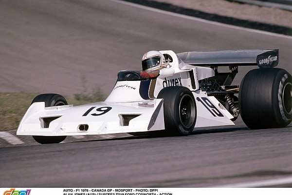 MOTORSPORT / ALAN JONES