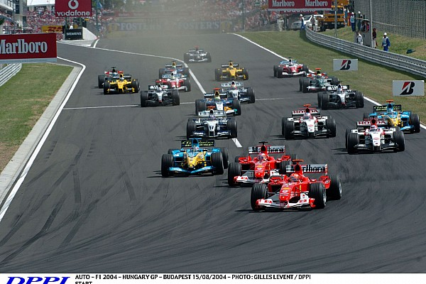 AUTO/F1 HUNGARY 2004