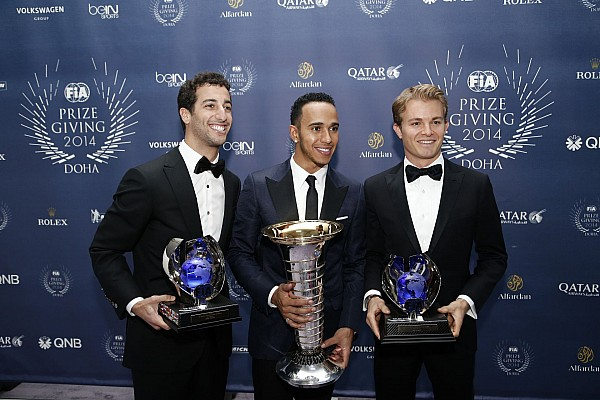 AUTO - FIA PRIZE GIVING 2014
