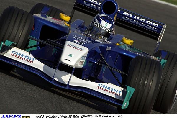F1 SPAIN 2001
