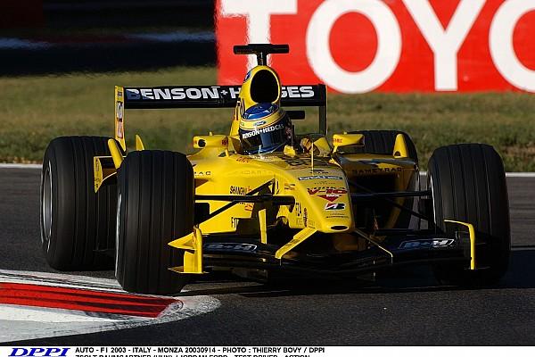AUTO/F1 ITALY 2003