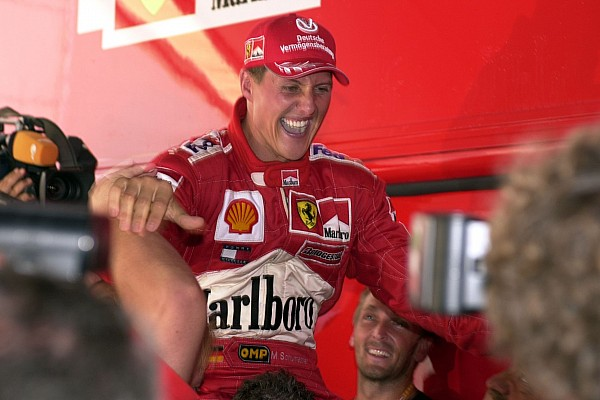 F1 SCHUMACHER IN COMA AFTER FRANCE SKI ACCIDENT - 7 TIMES WORLD CHAMPION