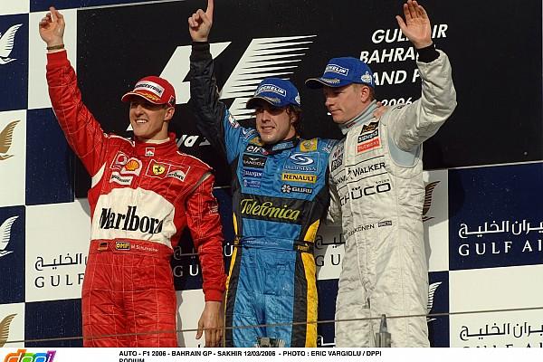 MOTORSPORT / F1 DRIVERS 2007