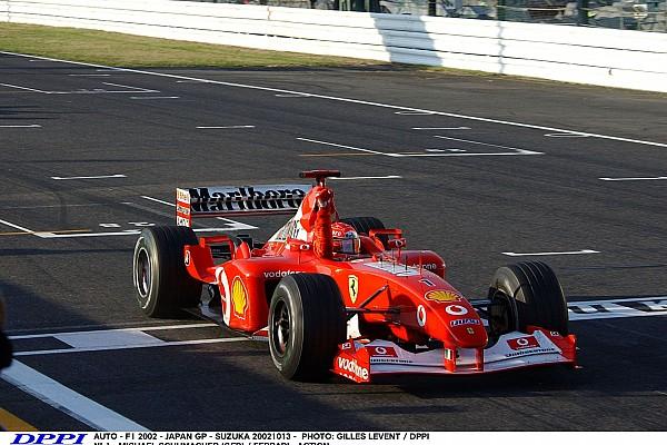 AUTO - F1 JAPAN 2002
