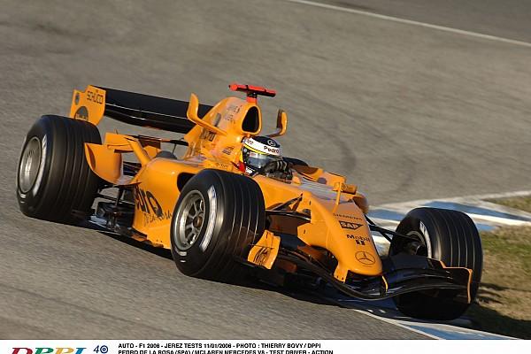 AUTO/F1 JEREZ TESTS 2006