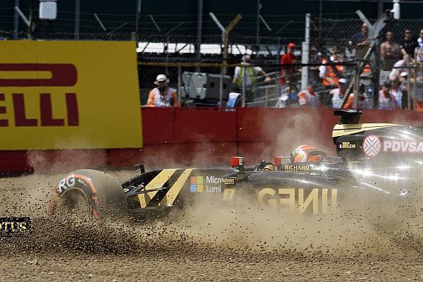 F1 - ENGLAND GRAND PRIX 2015