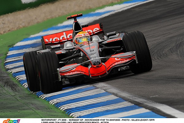 MOTORSPORT/F1 GERMANY GP