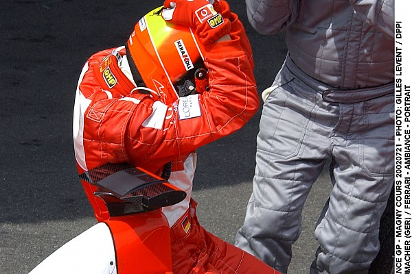 AUTO - F1 FRANCE 2002
