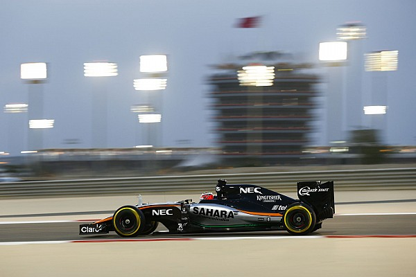 F1 - BAHRAIN GRAND PRIX 2015