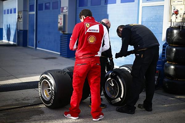 F1 - JEREZ F1 TESTS 2014