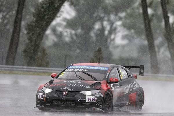 AUTO - WTCC SLOVAKIA 2014
