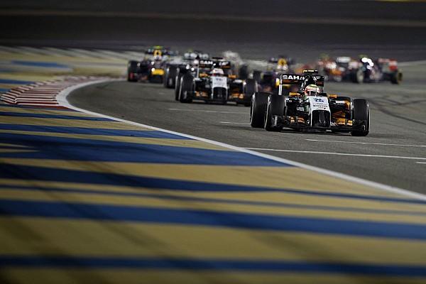 F1 - GRAND PRIX OF BAHRAIN 2014