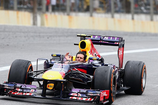F1 Grand Prix of Brazil - Race