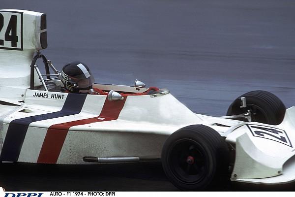 MOTORSPORT / JAMES HUNT