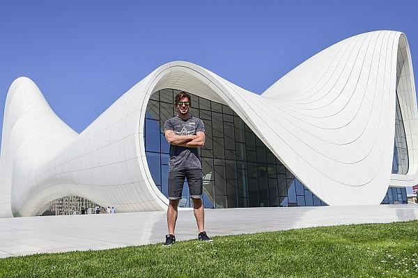 at Formula One World Championship, Rd8, European Grand Prix, Preparations, Baku City Circuit, Baku, Azerbaijan, Wednesday 15 June 2016.