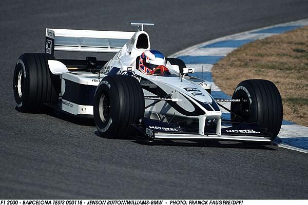 F1 TESTING SESSIONS 2000