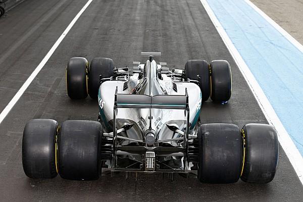 2016 Pirelli Test 01, Circuit Paul Ricard