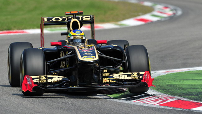 Lotus Renault ha un